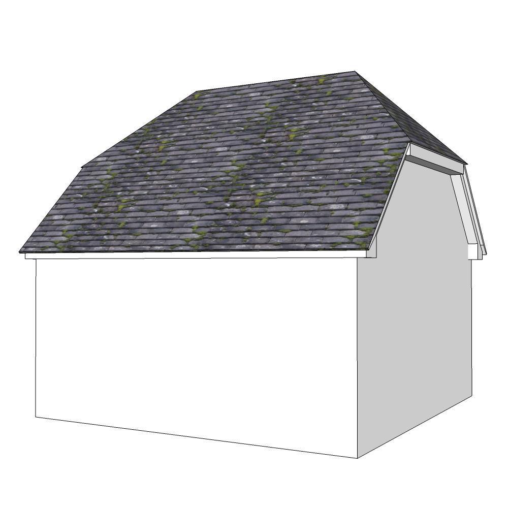 2d Warehouse Weathered Concrete Tile Dark Grey 2d Warehouse